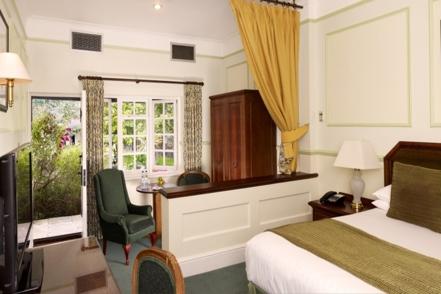 Deluxe Room at Marygreen Manor House in Brentwood, Essex, UK